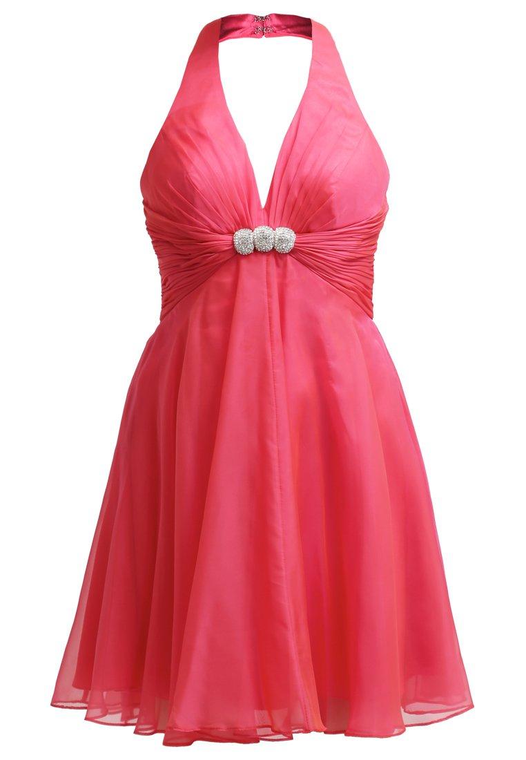 Luxuar Fashion Vestido de cóctel wassermelone