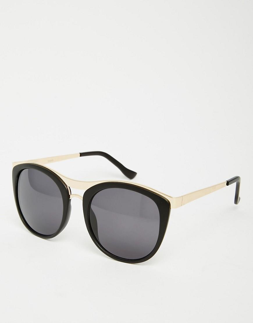 Gafas de sol extragrandes de AJ Morgan