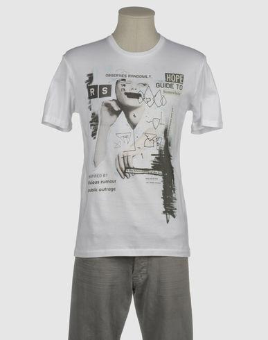RAF BY RAF SIMONS Camiseta de manga corta hombre