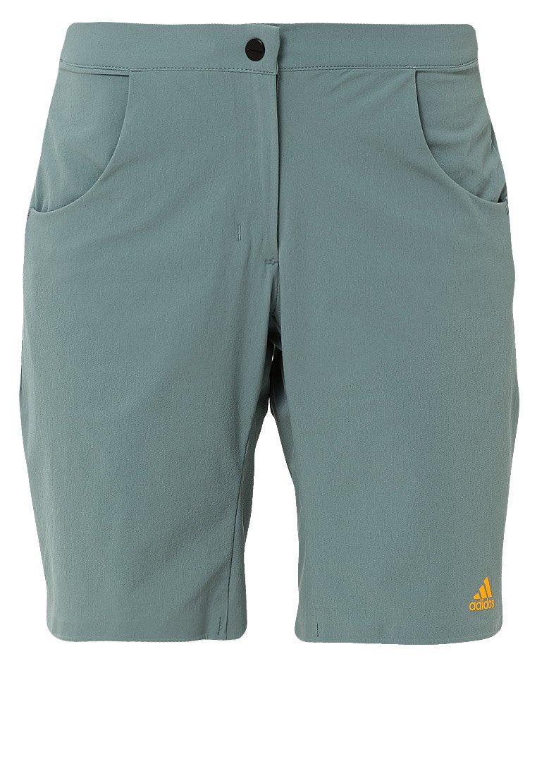 adidas Performance Pantalón corto de deporte light grey