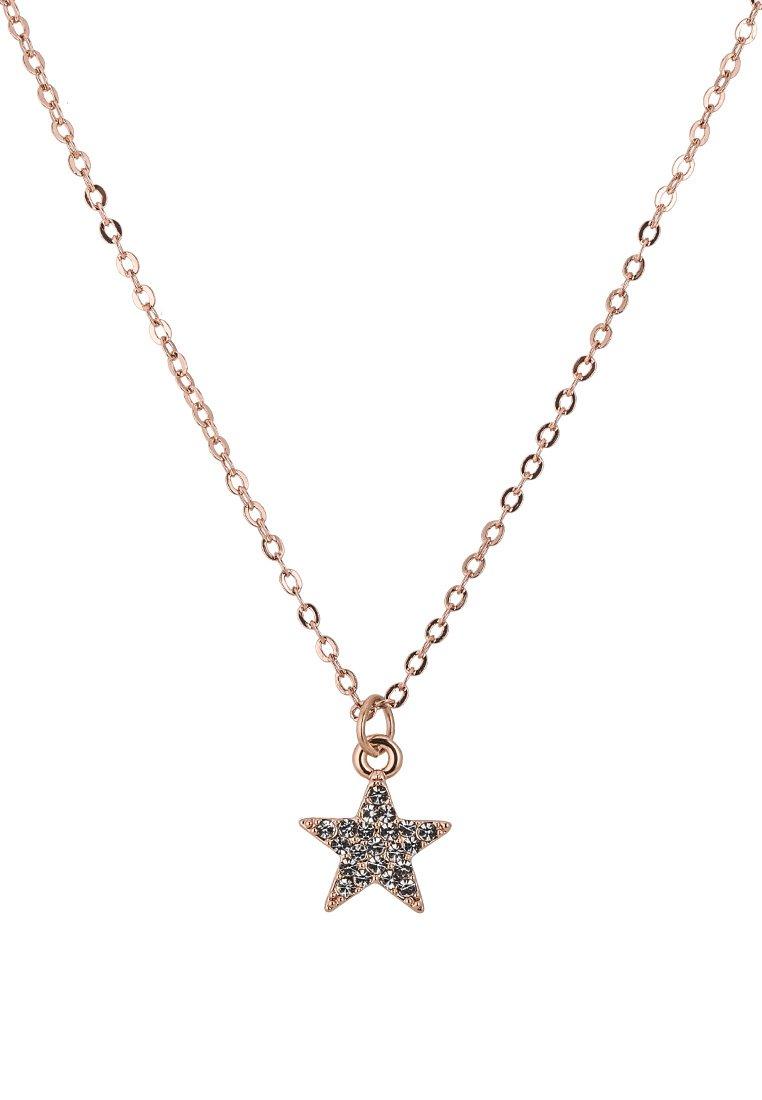 SNÖ of Sweden STAR Collar rose/clear