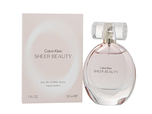 CALVIN KLEIN SHEER BEAUTY agua de tocador vaporizador 30 ml