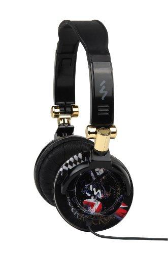 T'nB CSROCK - Auriculares de diadema abiertos, negro