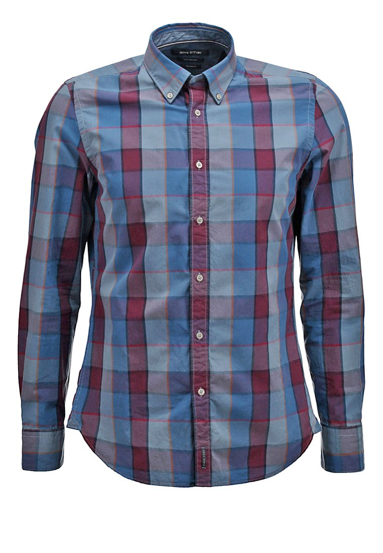 Marc O'Polo SHAPED FIT Camisa informal combo