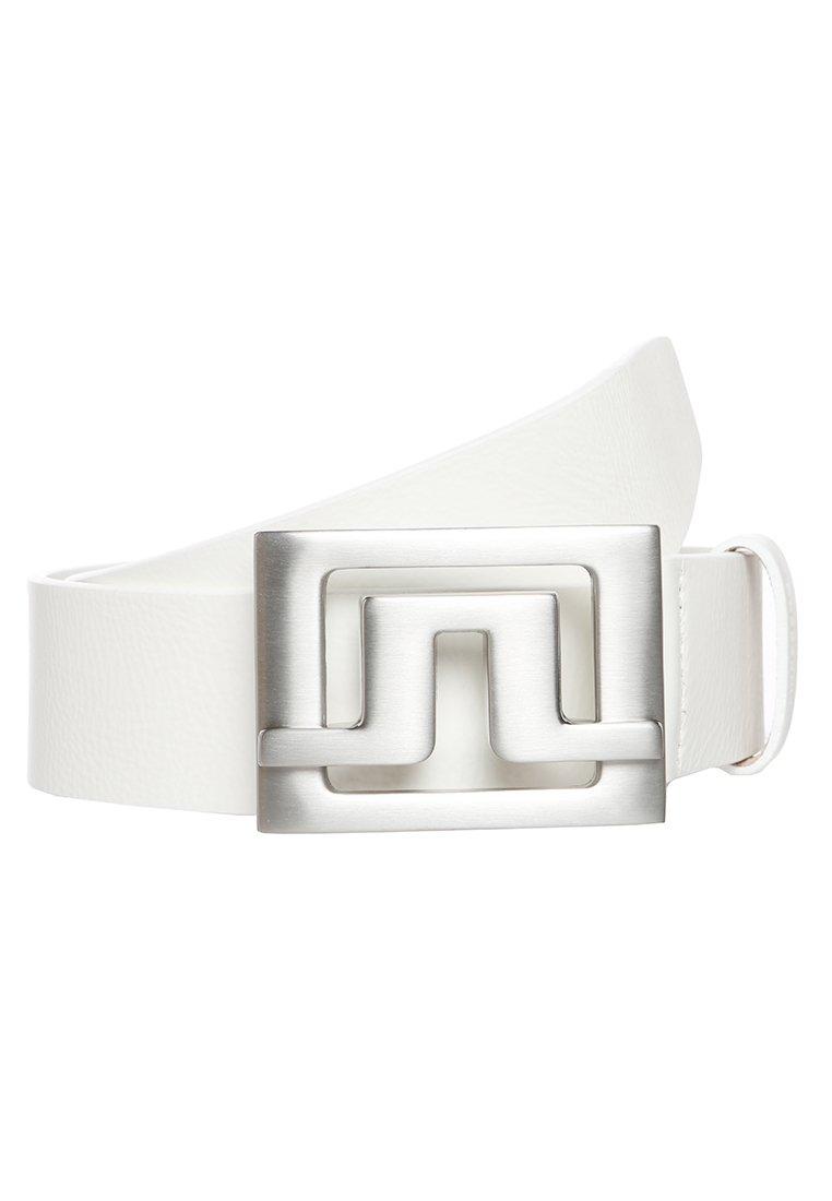 J.LINDEBERG SLATER Cinturón white