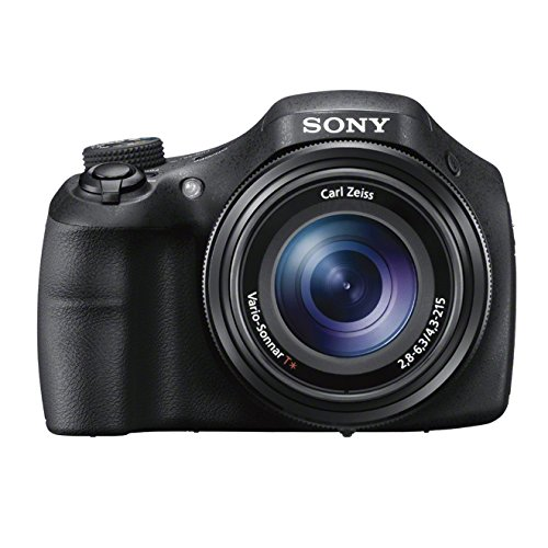 Sony Cyber-SHOT DSC-HX300 - Cámara compacta de 20.4 MP (pantalla de 3