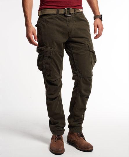 Pantalones militares Core Industrial