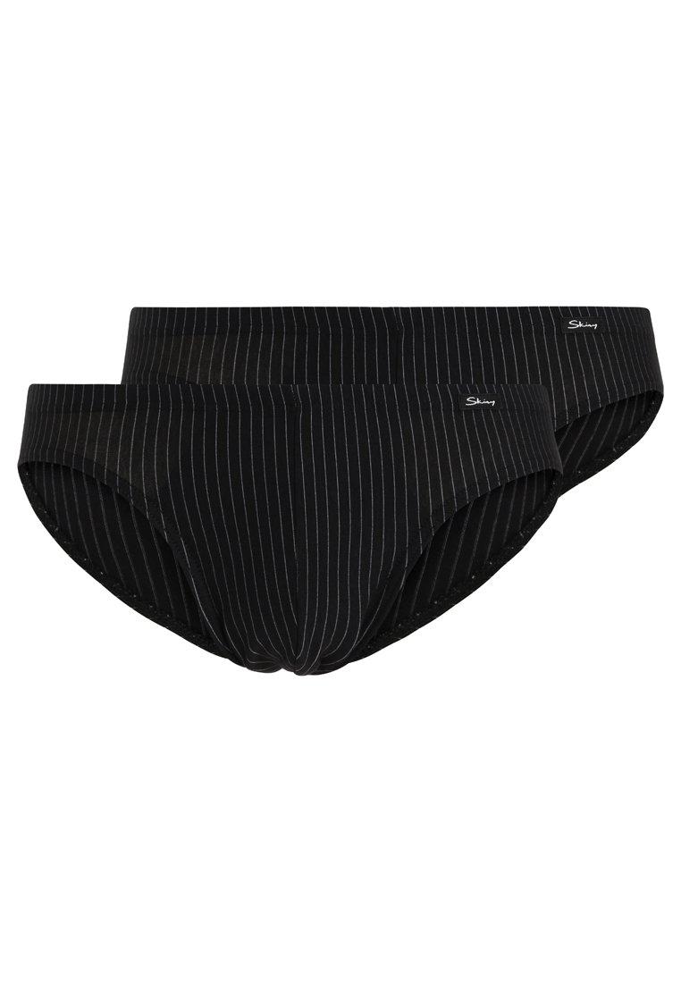 Skiny ADVANTAGE 2 PACK Slip shadow stripe