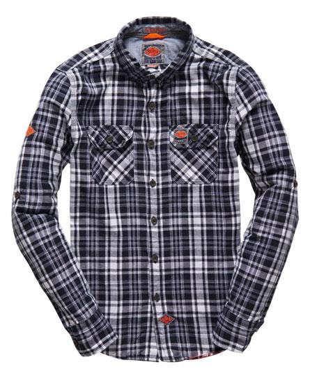 Camisa Grindlesawn
