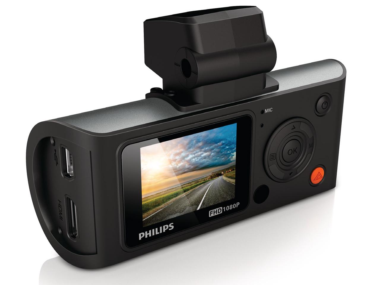 Cámara de coche Philips CVR700