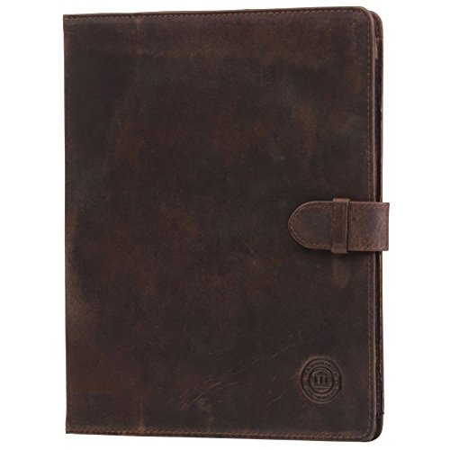 Dbramante1928 FC23HB000265 - Funda de cuero para Apple iPad 2/3/4, marrón