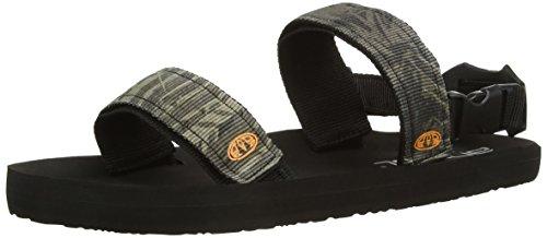 Animal Bodhy - Zapatos De Tacón para hombre,  color black (002 black), talla 43