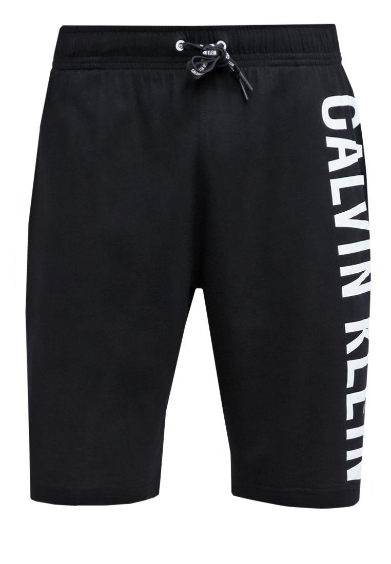 Calvin Klein Swimwear Pantalón de deporte black/white