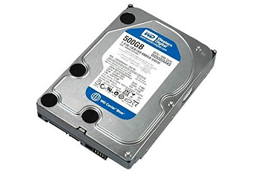 Western digital - W.digital hd 3.5 500gb caviar blue (wd5000aakx)