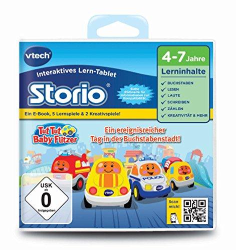 VTech 80-232504 caja de video juego y accesorios - accesorios de juegos de pc (5,3 cm, 1,2 cm, 3,7 cm)