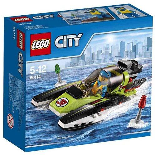 LEGO - Lancha rápida, multicolor (60114)