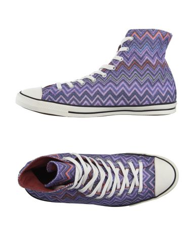 CONVERSE ALL STAR MISSONI Sneakers abotinadas mujer