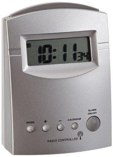 TFA 98.1039, 72 x 39 x 98 mm, AA, Plata - Despertador