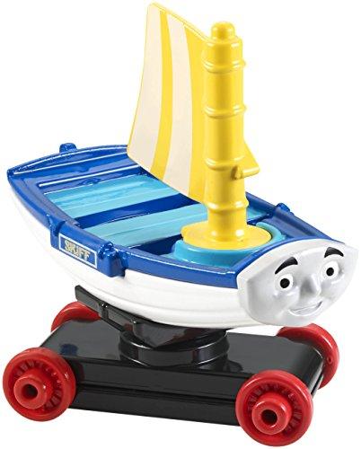 Mattel CGT020 - Thomas & Friends - Take-n-Play - Diecast locomotora - Skiff [DVD]