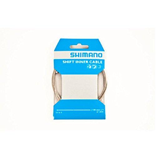 Cable de cambio SHIMANO INOX 1,2 mm x 2100 m