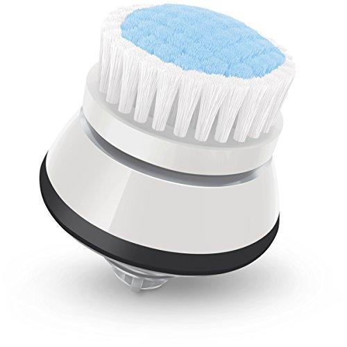 Philips SH575/50 - Cepillo de limpieza facial, color blanco