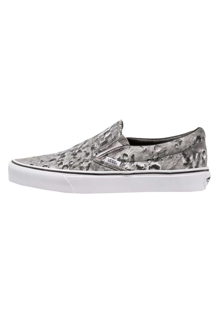 Vans CLASSIC Mocasines pewter/true white