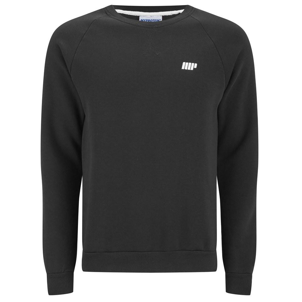 Myprotein Men's Crew Neck Sweatshirt - Black - S