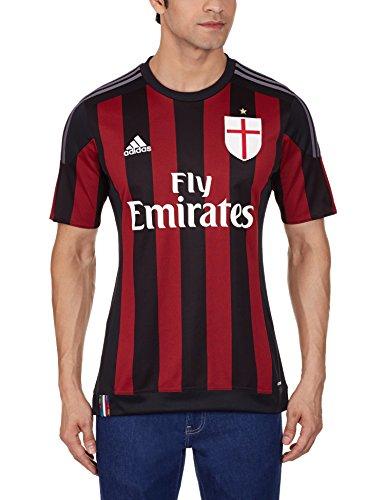 1ª Equipación AC Milan 2015/2016 - Camiseta oficial adidas, talla L