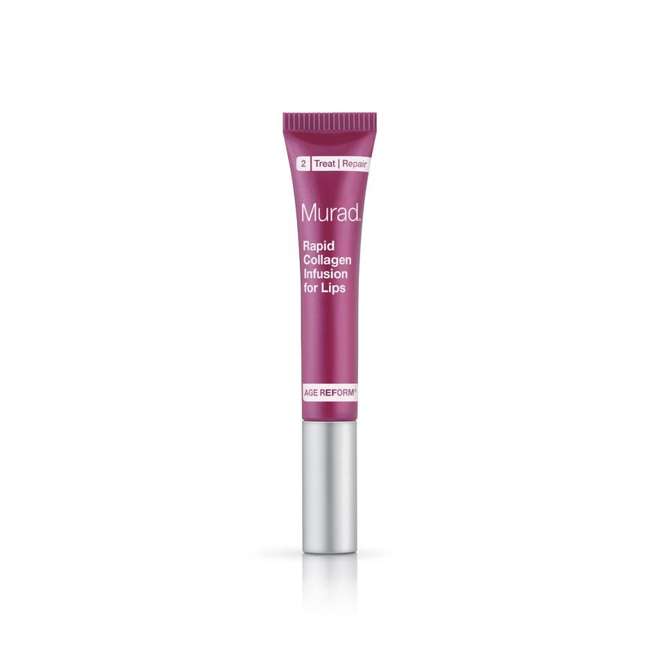 Crema de colágeno para labios Rapid Collagen Infusion de Murad de 10 ml