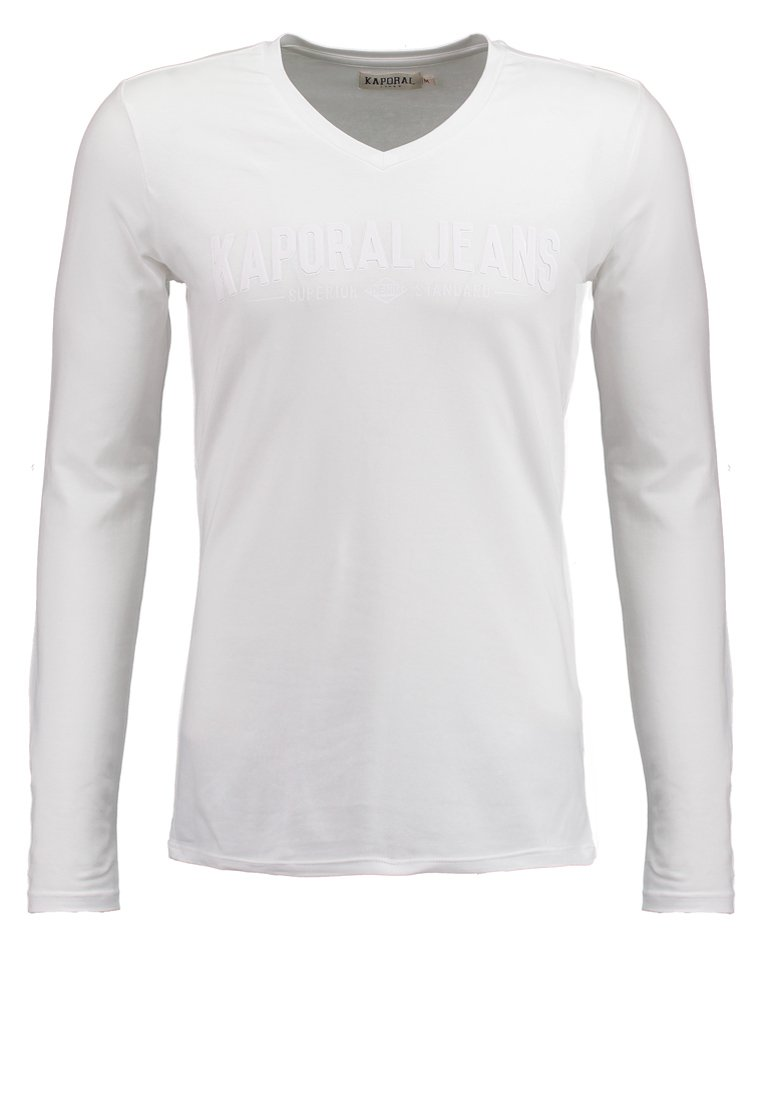 Kaporal Camiseta manga larga optical white