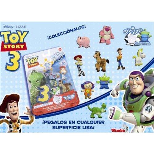 Simba 9440311 Blister 4 Figuras + 1 Figura Toy Story