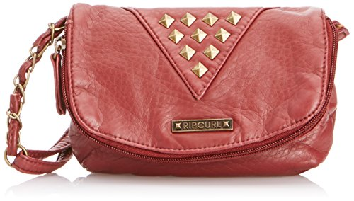 Rip Curl Ida Shoulder Bag - Bolso al hombro para mujer rojo rojo