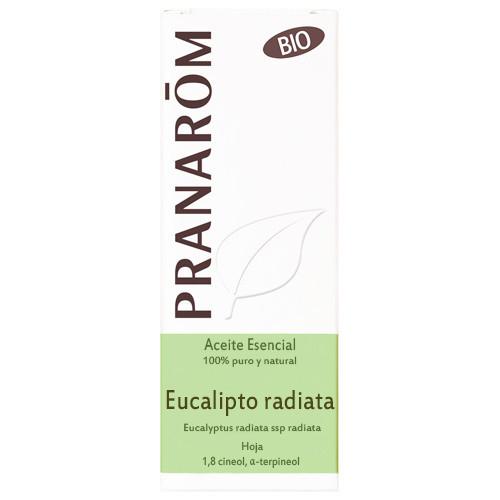 Aceite Esencial AEQT Bio Eucalipto Radiata Pranarôm 10 ml.