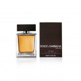 Dolce & Gabbana - THE ONE MEN edt vapo 50 ml