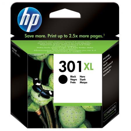 HP 301XL Cartucho Negro