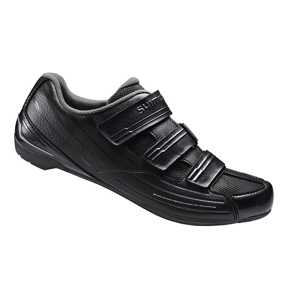 Shimano RP2 SPD-SL Cycling Shoes - Black - EUR 46