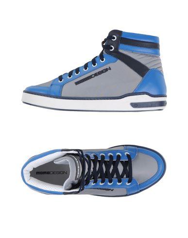 MOMO DESIGN Sneakers abotinadas hombre
