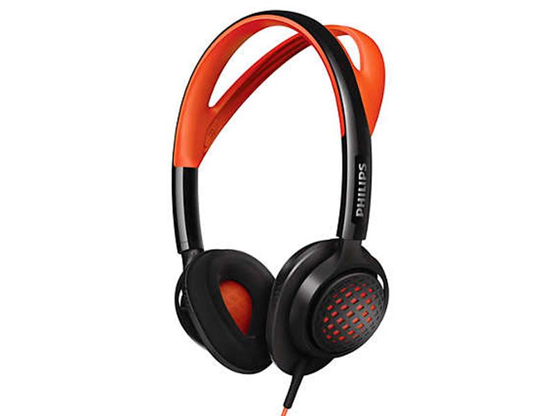 Philps SHQ5200/10 Auriculares con banda de sujeción deportivos