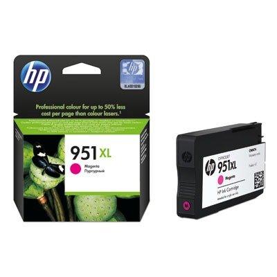 Hewlett Packard CN047AE#301 - Cartucho Inyeccion Tinta Magenta 951Xl