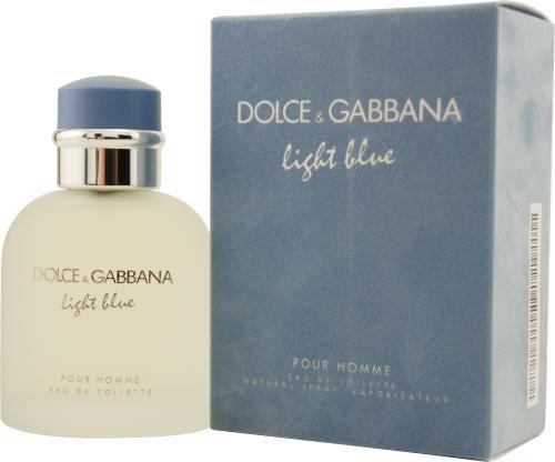 Dolce & Gabbana - Light Blue - Eau de toilette para hombres - 40 ml