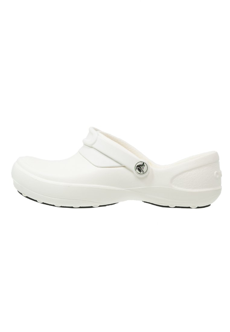 Crocs MERCY WORK Sandalias white