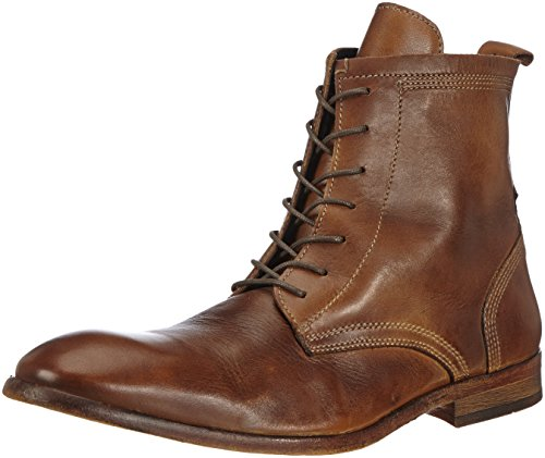 Hudson Swathmore - Botines con cordones para hombre, color marrón (cognac), talla 41