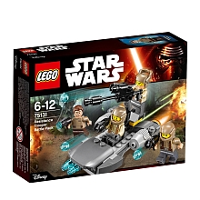LEGO Star Wars - Pack de Combate de la Resistencia - 75131