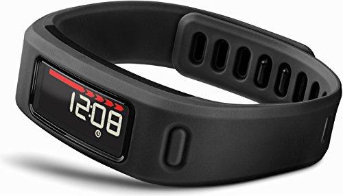 Garmin Vivofit - Pulsera de fitness, color negro
