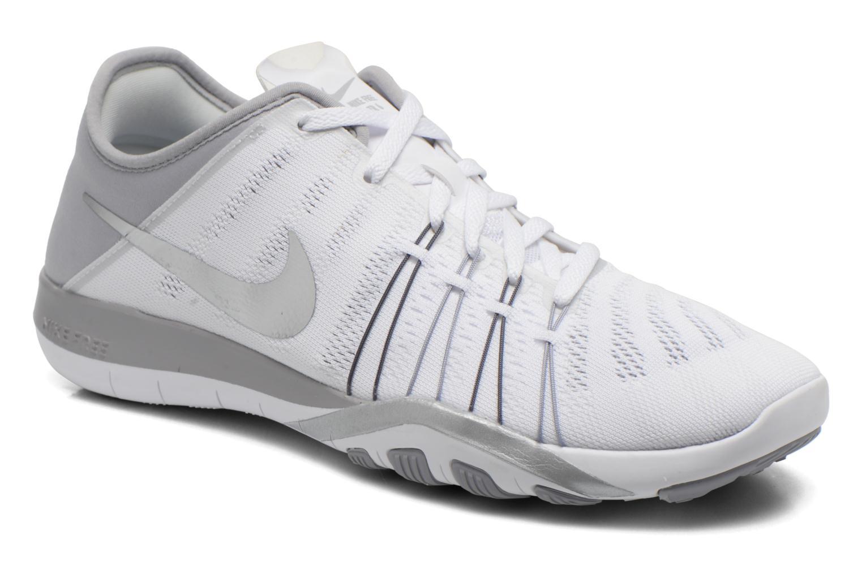 Wmns Nike Free Tr 6 by Nike Blanco