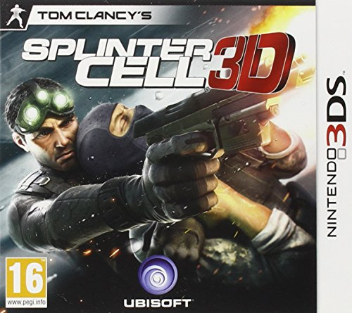 Ubisoft Tom Clancy's Splinter Cell 3D - 3DS - Juego