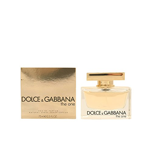 DOLCE & GABBANA THE ONE agua de perfume vaporizador 75 ml