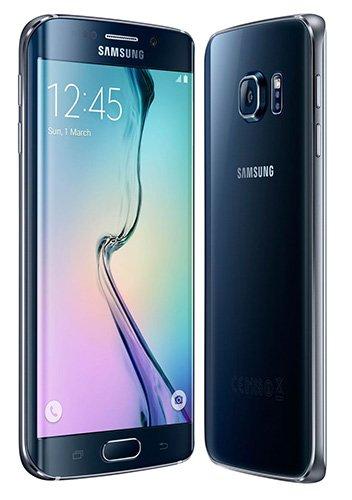 Samsung Galaxy S6 edge+ SM-G928F 32GB 4G Negro - Smartphone (SIM única, Android, NanoSIM, GSM, UMTS, LTE)