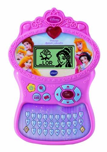 Disney - Pda Princesas Ap Y Descubro (Vtech) 80-137822
