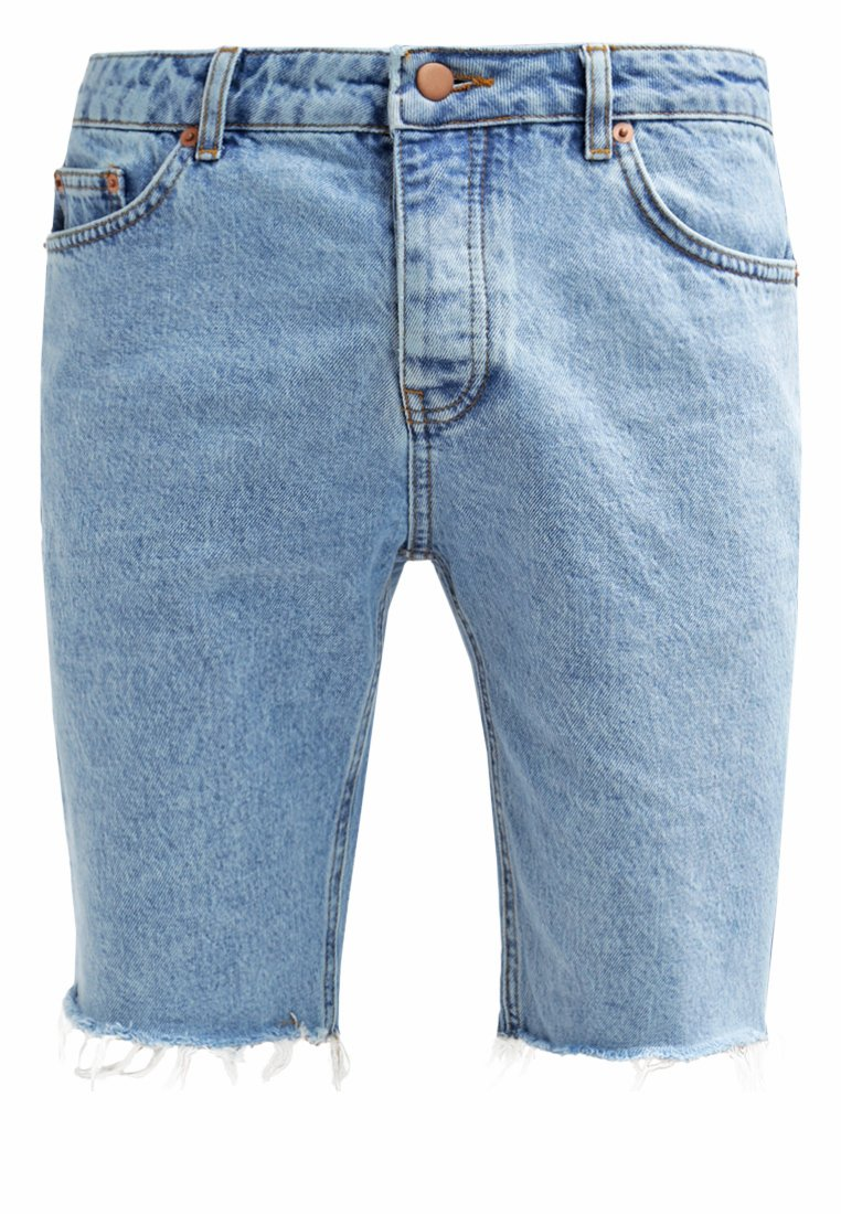Topman RAW Short vaquero light blue